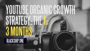 YouTube organic growth strategy